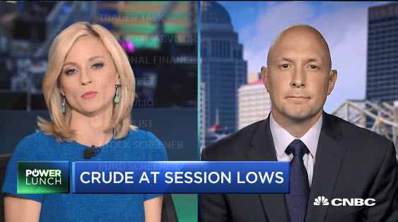 CNBC – Inflation / Reflation, Gold, Steel