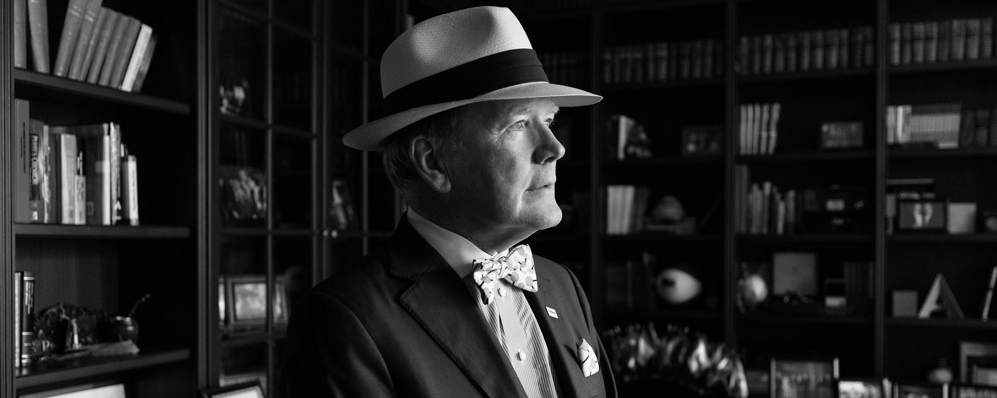 Dr. Pearse Lyons Interview