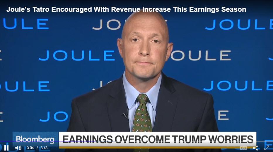 Bloomberg 4.30.18 – Earnings Season Update