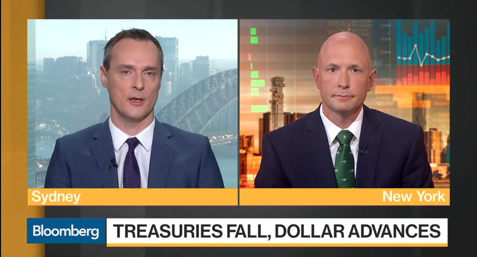 Trade Tensions Continue – Bloomberg