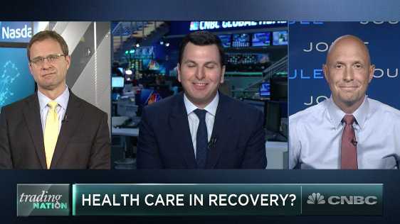 Healthcare: The Devil You Know – CNBC