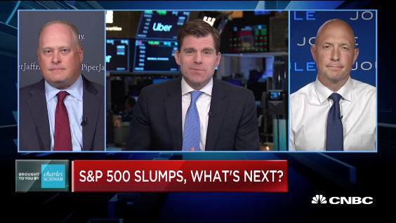 Looking Forward with the S&P – CNBC