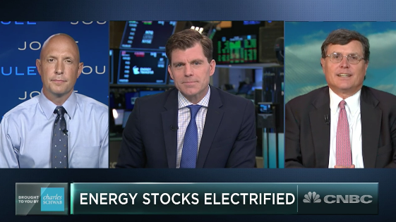 Schlumberger and the Energy Sector – CNBC