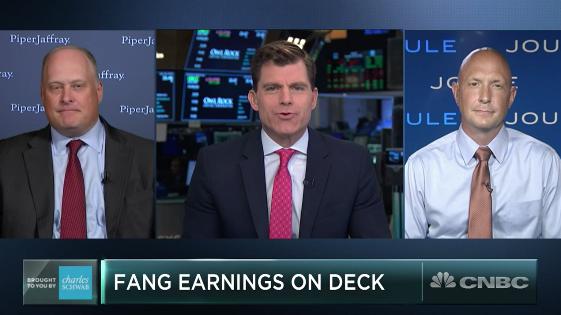 FAANG's Future – CNBC