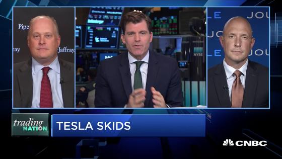 Tesla, Tesla, Tesla – CNBC