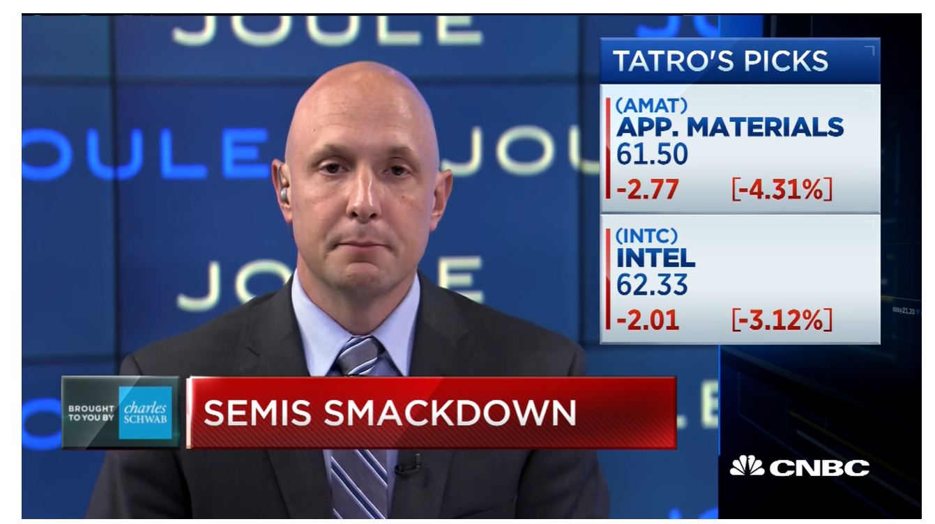 CNBC – Semiconductors
