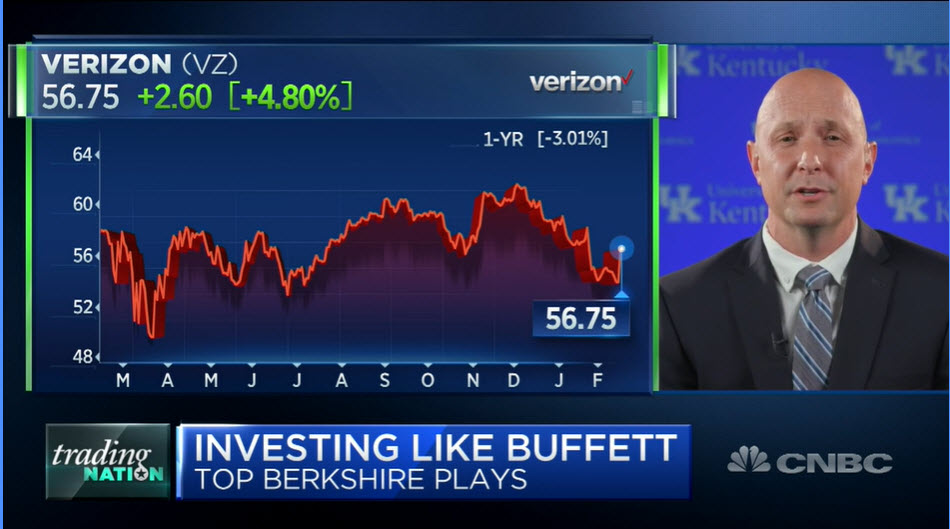 Buffett's New Buys